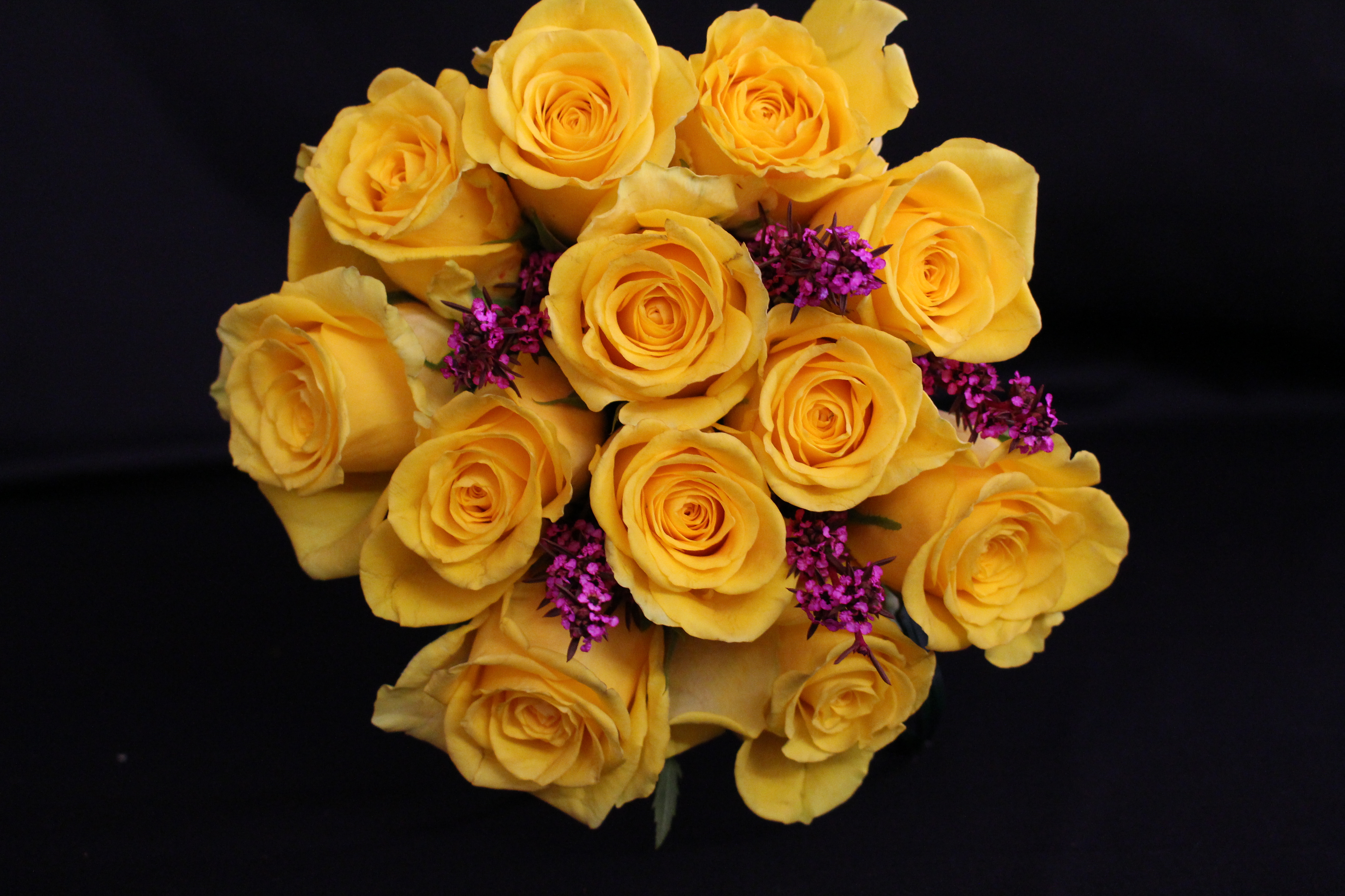 Kenyan roses yellow wedding bouquet flowers of bethlehem 7000 mightylinksfo